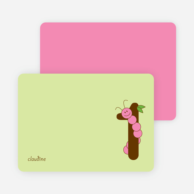Note Cards: 'Moving from Crawling to Walking' cards. - Pink