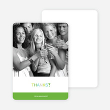 Notecards for the 'Margaritaville Awaits' cards. - Green