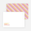 Simply Nounced: Personal Stationery - Main View