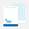 Blue Pea: Thank You Cards - Main View