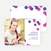 Colorful Graduation Cards - Purple