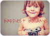 Happiest Holidays - Front View