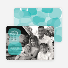 Rock On – Photo Moving Cards - Rockin' Teal
