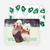 Mittens and Warm Wishes - Green