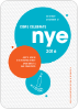 New Year's Eve Party Invitations - Front View