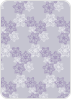 Snowflake Pattern - Back View