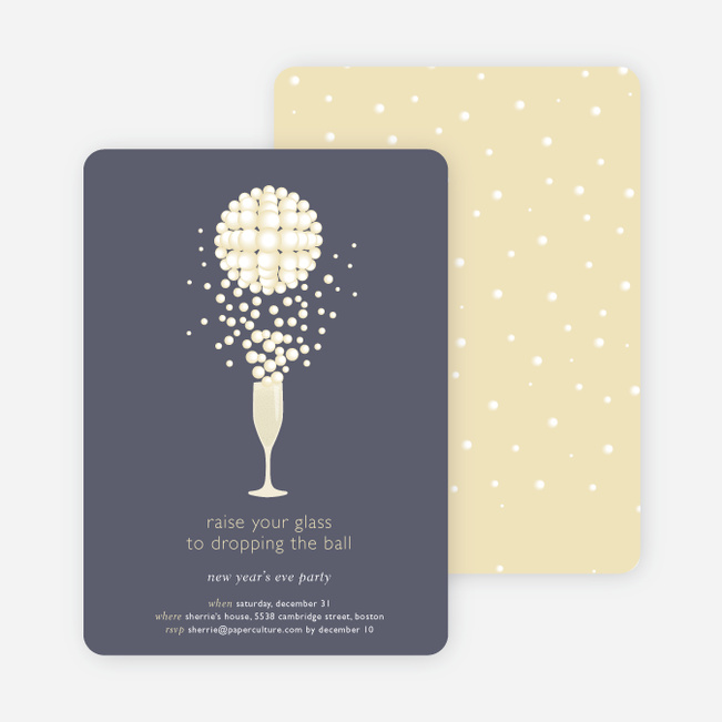 pop the champagne new year u2019s party invitations