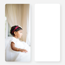 All Photo Stationery & Thank You Cards - Black