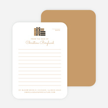 Bookworthy Stationery - Black