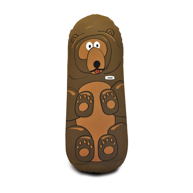 Bob the Bear Bop Bag - Brown