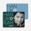 HANUKKAH Card - Main View