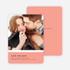 Stripe It Save the Dates - Pink