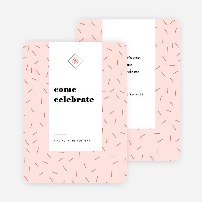 Holiday Party Invitations | Paper Culture