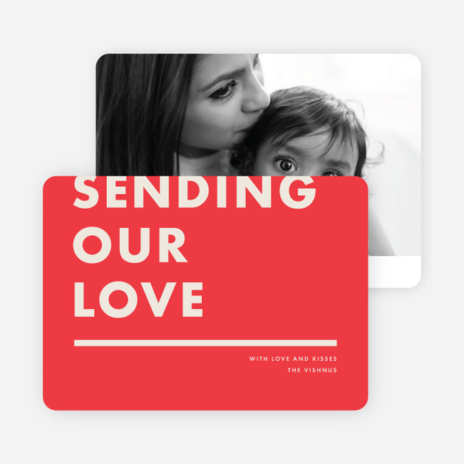 valentine's day cards, photo cards and invitations | paper culture, Ideas