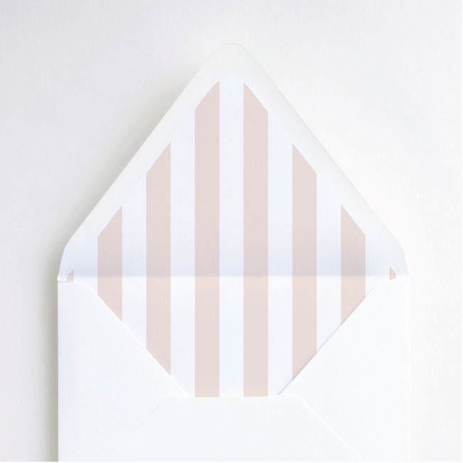 Look to Your Laurels Envelope Liners - Pink