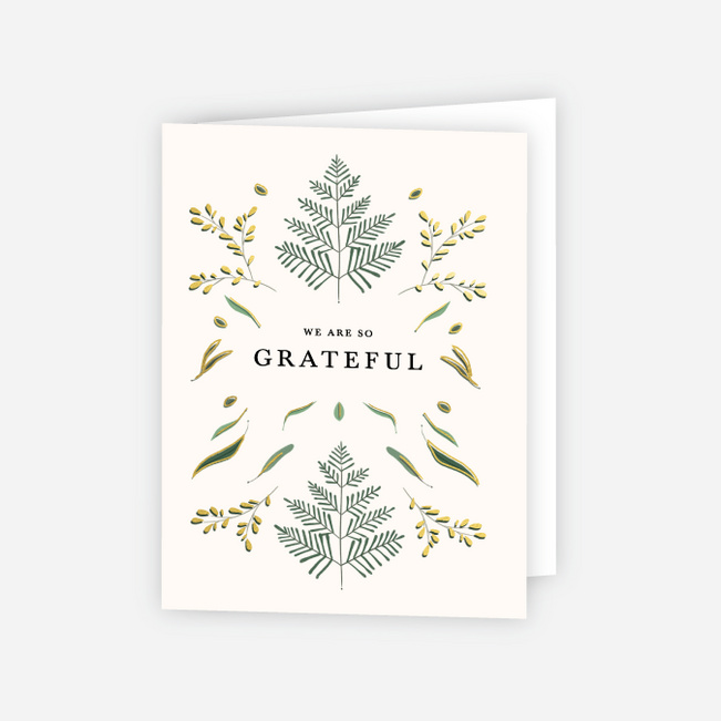 Thank you cards and note cards paper culture rustic forest wedding thank you cards yellow thecheapjerseys Image collections